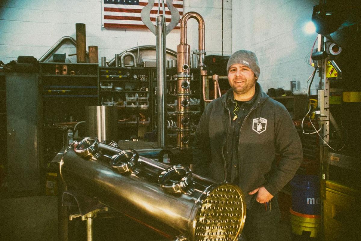 Muskegon Manufacturer To Offer Custom-made Distillery Equipment