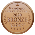 2020 Bronze Package Design - Micro Liquor