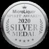 2020 Silver - Micro Liquor