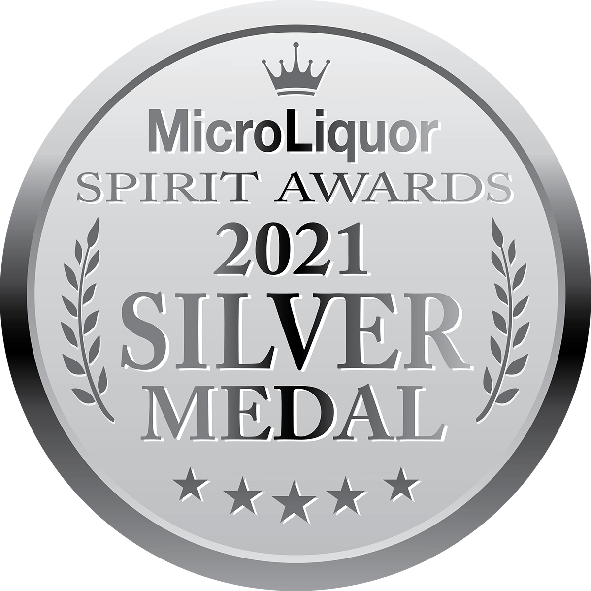 2021 Silver - Micro Liquor